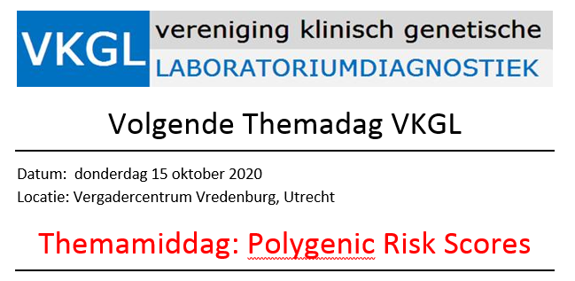 Themadag VKGL